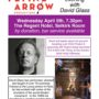 David Glass to visit Revelstoke April 5th-9th